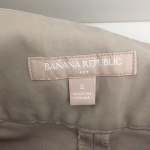 Banana Republic Skirts - Tan Banana Republic skirt